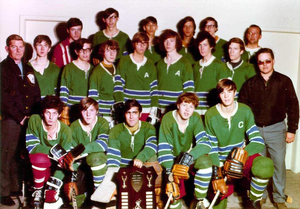 Lahr Junior Canadians 1969-70 — 2