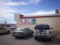 Grants NM Boot Shop