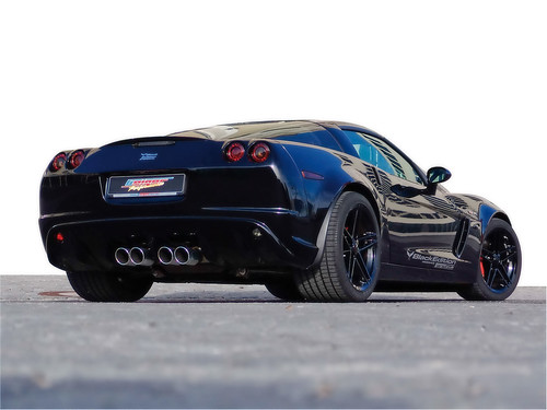 2008 GeigerCars Corvette Z06 Black Edition 4