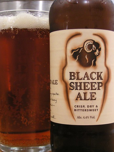 black sheep  black sheep ale