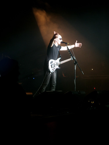 Joe Satriani ao vivo no Coliseu dos Recreios