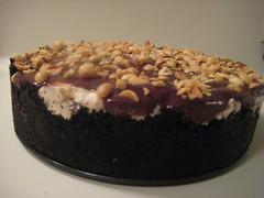 Peanut Butter Torte