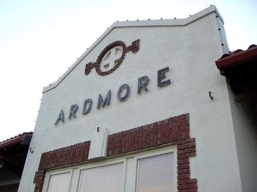 Ardmore Train Station