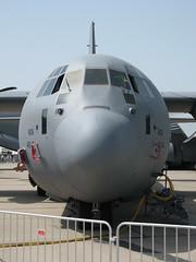 Front: C-130 Hercules