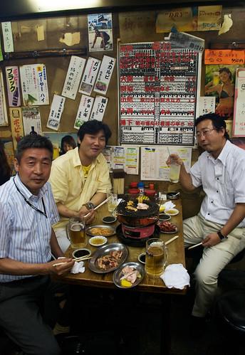 Barbacoa… a la japonesa?