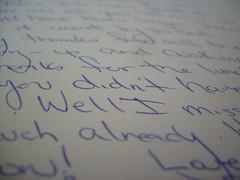 Aunt Ostentatious's Letter