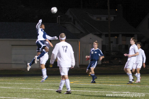 Wellington-Grandview Soccer Match - State Sectionals, Sports Photography in Columbus, Ohio