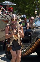 Artcar Parade - Viking Boogie