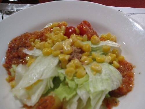 沙拉--酸醋醬