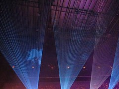 Jean Michel Jarre (bjorn_ruthstrom) Tags: 2009 koncert jarre jeanmicheljarre hovet