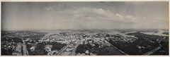 Sydney from a balloon, 27 March 1904