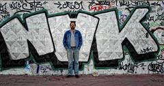 Some Graffitis... (ToniMolero07) Tags: madrid trees españa color muro beach water wall río river painting town andalucía spain agua árboles ciudad playa facades colores andalusia pintura málaga graffitis mmp fachadas 2016 yourcountry tonimolero