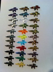 AC8 Collection --3rd update! (Da-Puma) Tags: mystery lego collection pack battlefield update rare proto ac8 brickarms