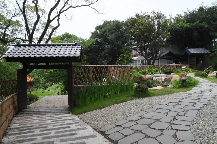 淡水和平公園、一滴水紀念館0010