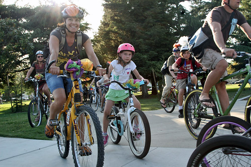kidical mass | may 2011 | cinco de mayo by SLO County Bicycle Coalition, on Flickr