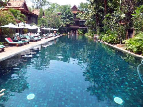 La Residence d'Angkor - The Pool