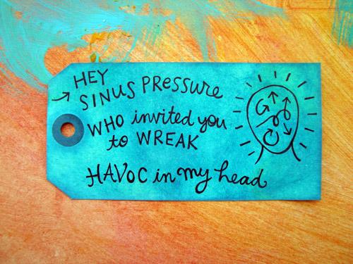haiku-sinus-pressure