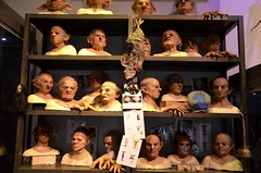 Les masques des comédients Gringotts