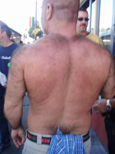 castro street fair BUTT CRACK ALERT 054 - a photo on Flickriver