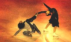 danzando sul ghiaccio (sirbrio74) Tags: ice pattini ghiaccio danzare