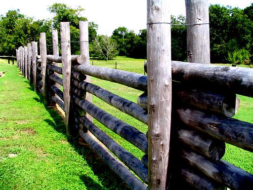 Fanthorp Inn Fence
