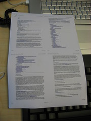 4 page layout