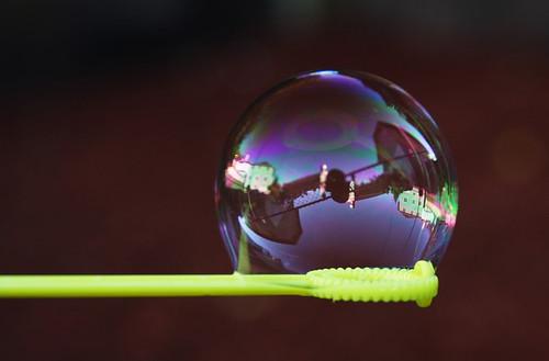 Bubble my world