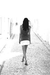 Short (the bbp) Tags: street bw portugal girl strada mini skirt bn soe gonna ragazza blueribbonwinner supershot nazarè thebbp mywinners anawesomeshot ultimateshot diamondclassphotographer flickrdiamond bwartaward