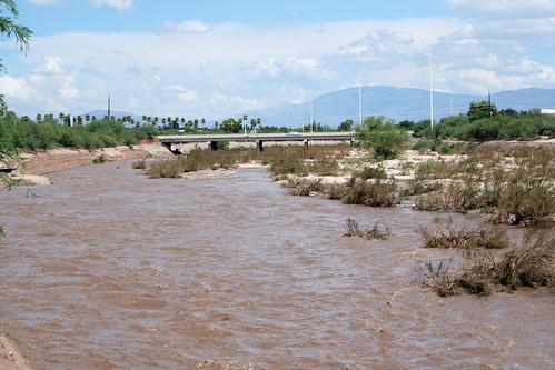 Rillito River 08-01-2006
