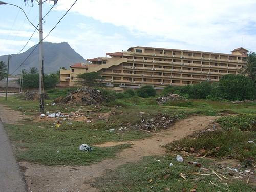 Pueblo Caribe Garbage
