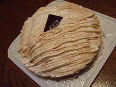 FLO モンブランタルトケーキ