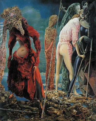 Max Ernst - Antipope by shawna-bo-bonna