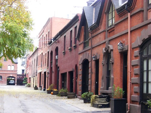 Brooklyn Heights Mews