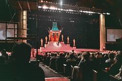 Lily Tomlin Oscar rehearsal