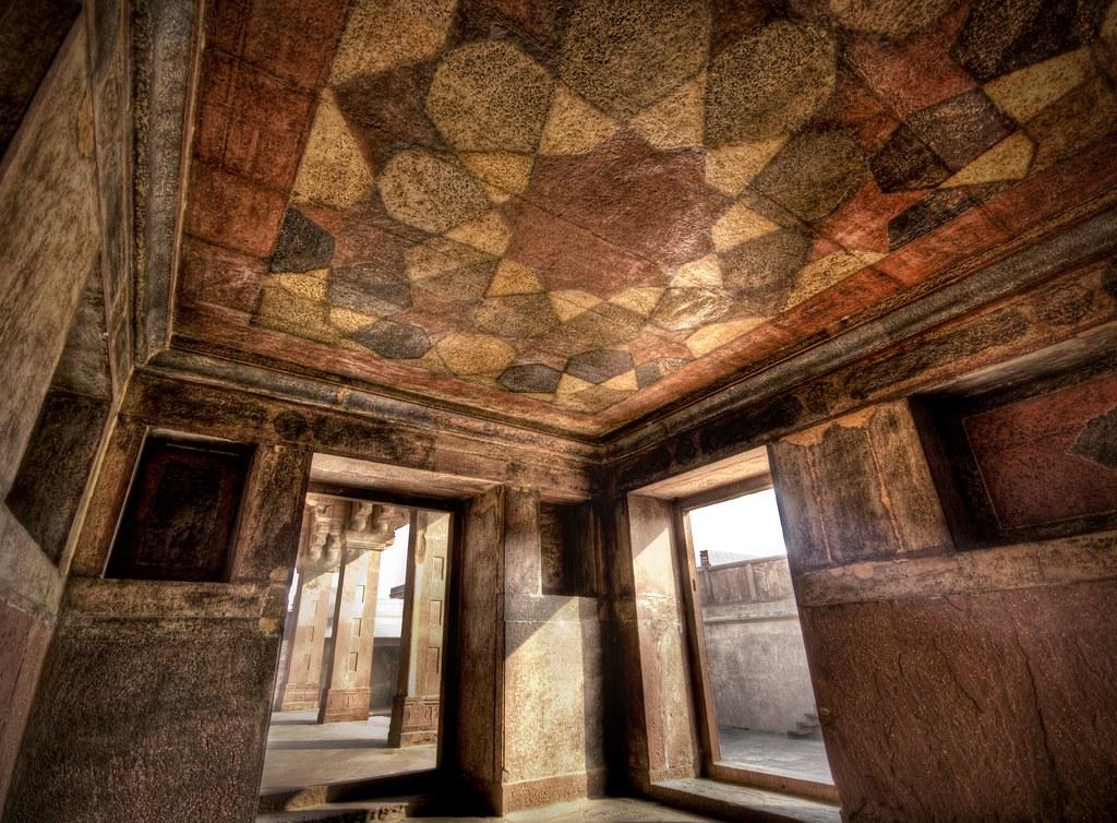 Akbar's Secret Room