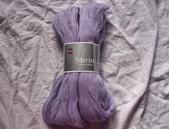 Skacel Merino - light violet