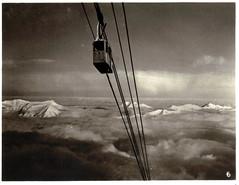 Vintage Zugspitze Photo Album (onno de wit) Tags: mountains alps bayern deutschland haus alpen garmischpartenkirchen duitsland zugspitze zugspitzbahn beieren schneefernerhaus munchener 2963m