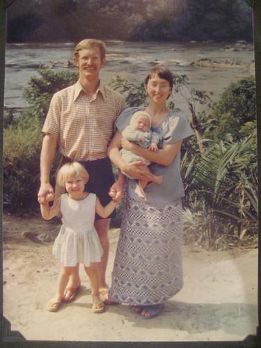 family in Epulu-1983