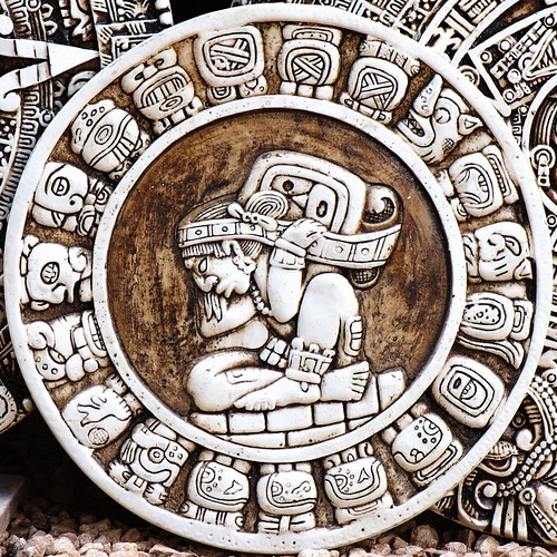 Mayan Zodiac Circle | Flickr - Photo Sharing!