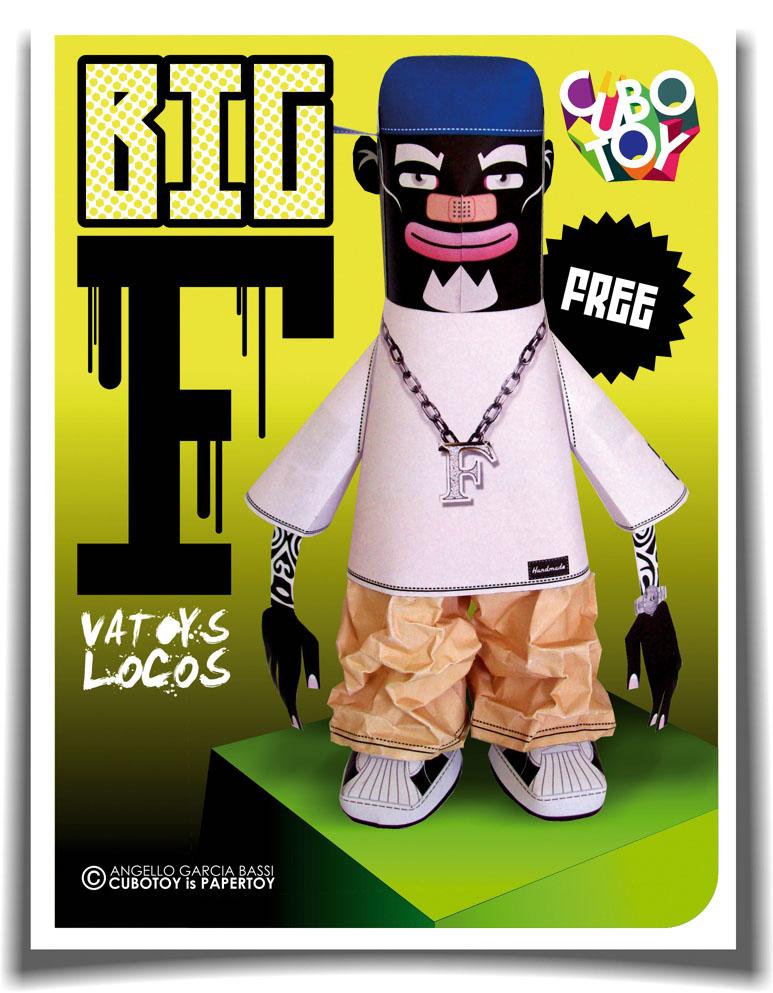 BIG F  free model VATOYS LOCOS