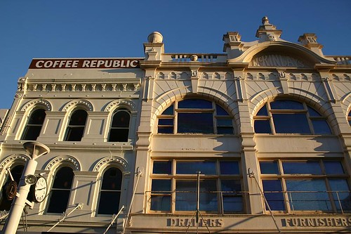 Launceston architecture...