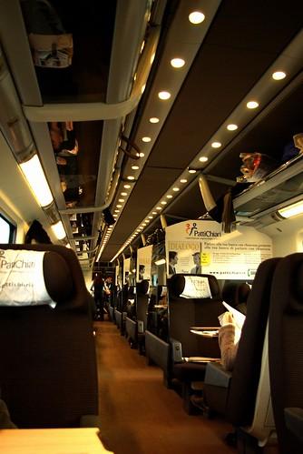 Eurostar Italia ユーロスター・イタリア by Mi_ko.