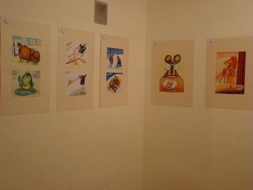 תערוכת קריקטורות בטבריה 15