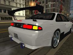 gta_sa 2008-01-20 15-28-30-92 (2008) Tags: game car wheel sport race momo mod nissan rockstar taiwan sa carbon gta nos hks 200sx nx s14