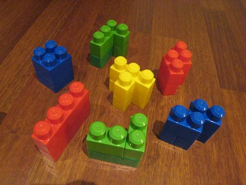 TetrisBloks I