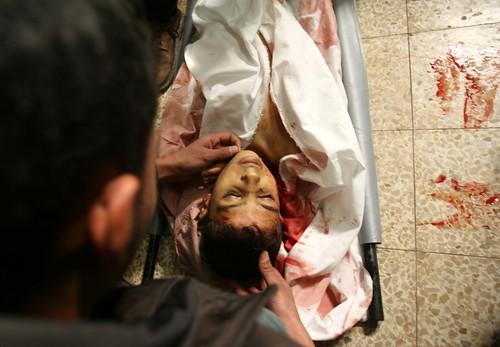 هدايا اطفال اسرائيل لاطفال غزة