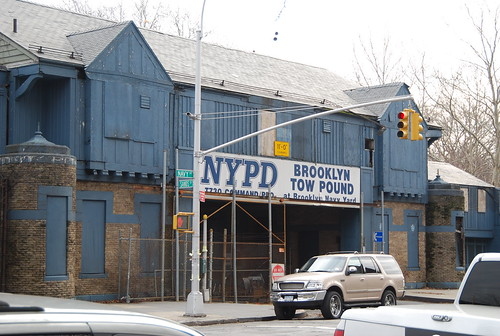 Brooklyn Tow Pound