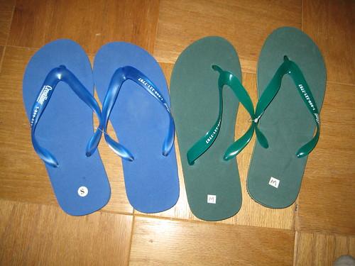 Crestline Flip Flops