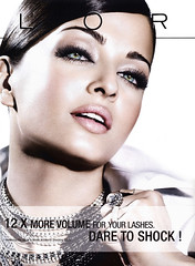 L'Oreal (Rachel_2007) Tags: beauty aishwaryarai lorealparis shockingvolumemascara
