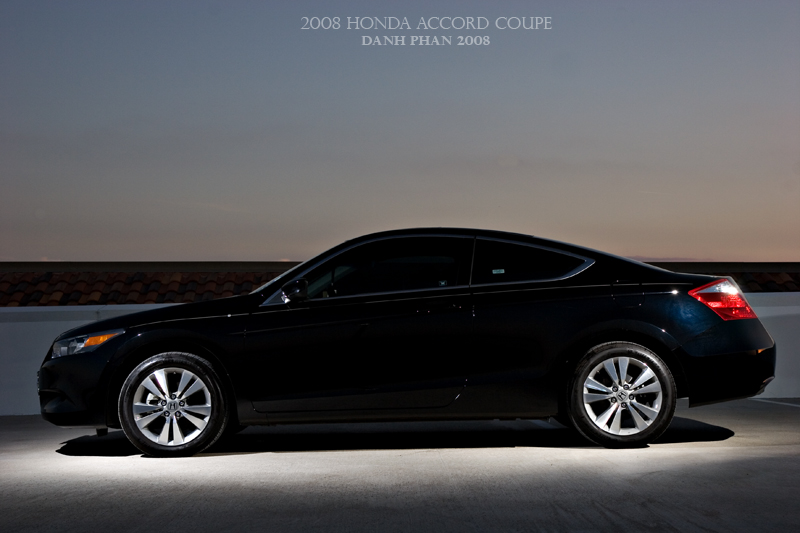 Honda Accord Coupe 2008 >> 2008 Honda Accord Coupe Transportation In Photography On